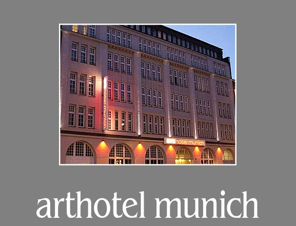 arthotel munich in m nchen infos g nstig buchen. Black Bedroom Furniture Sets. Home Design Ideas