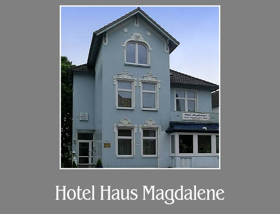 hotel haus magdalene in bad schwartau infos g nstig buchen. Black Bedroom Furniture Sets. Home Design Ideas