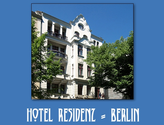 Hotel Residenz in Berlin