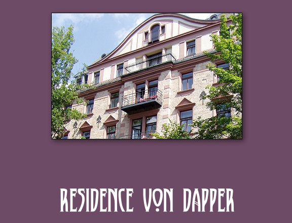 Residence von Dapper bad Kissingen